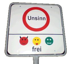 unsinn