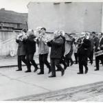 Maiumzug 1969 in der Oderstraße