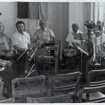 Schulentlassungfeier 1972