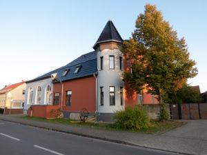 Gasthof im Oktober 2019